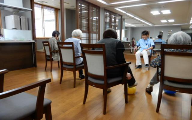 社会福祉法人 永山会 まどか2番館のデイサービスセンター